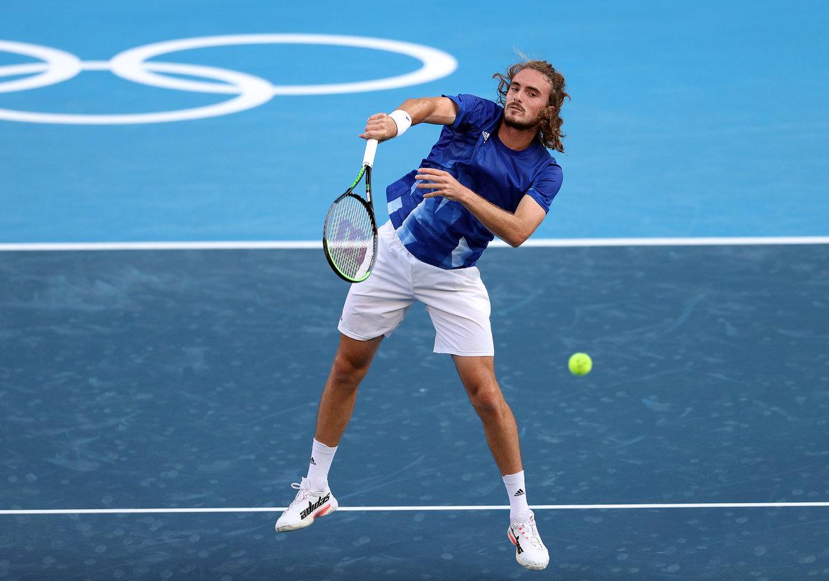 Tokyo 2020 Olympics: Stefanos Tsitsipas vs. Frances Tiafoe Tennis Pick and Prediction