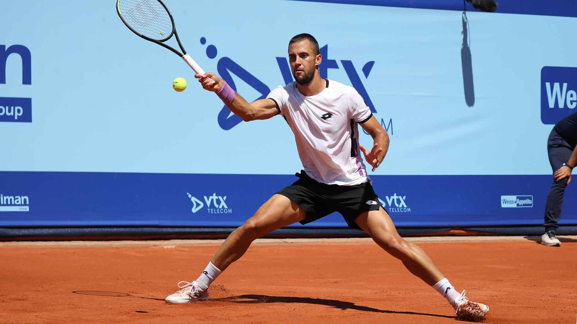 Gstaad Open 2021: Laslo Djere vs Arthur Rinderknech Tennis Pick and Prediction