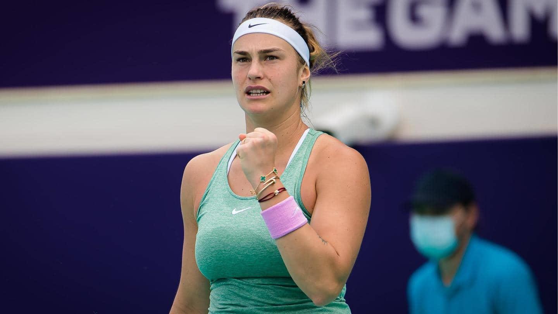 US Open 2021: Aryna Sabalenka vs. Tamara Zidansek Tennis Pick and Prediction