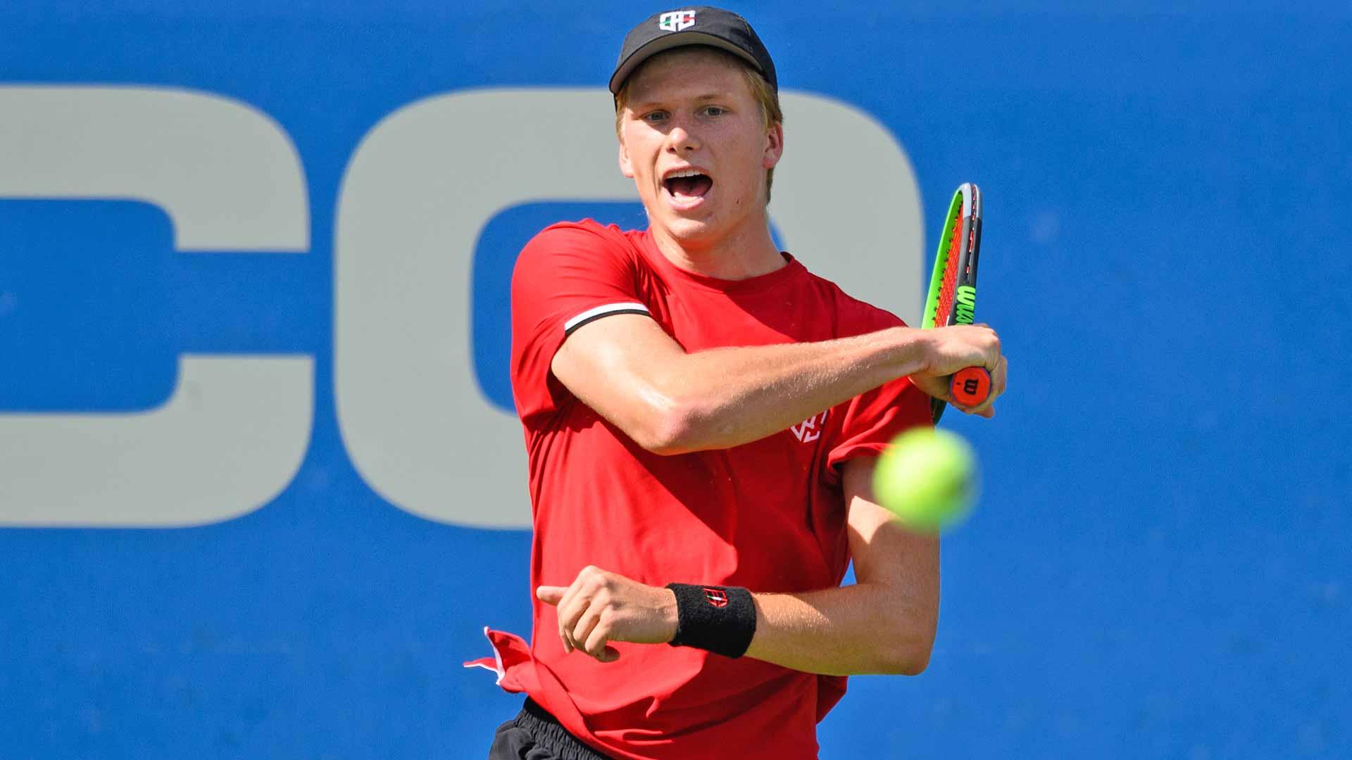 Toronto Open 2021: Jenson Brooksby vs. Nikoloz Basilashvili Tennis Pick and Prediction