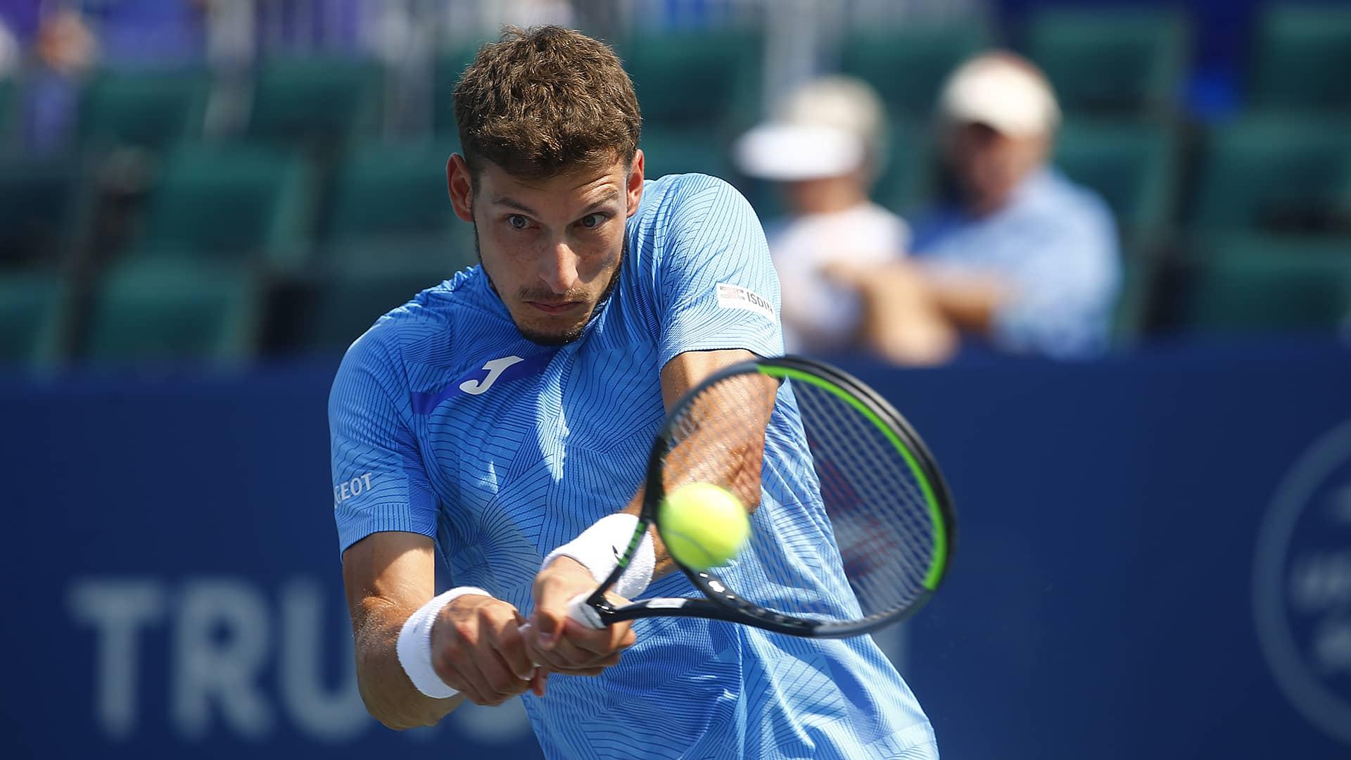 Winston-Salem Open 2021: Pablo Carreno Busta vs Ilya Ivashka Tennis Pick and Prediction