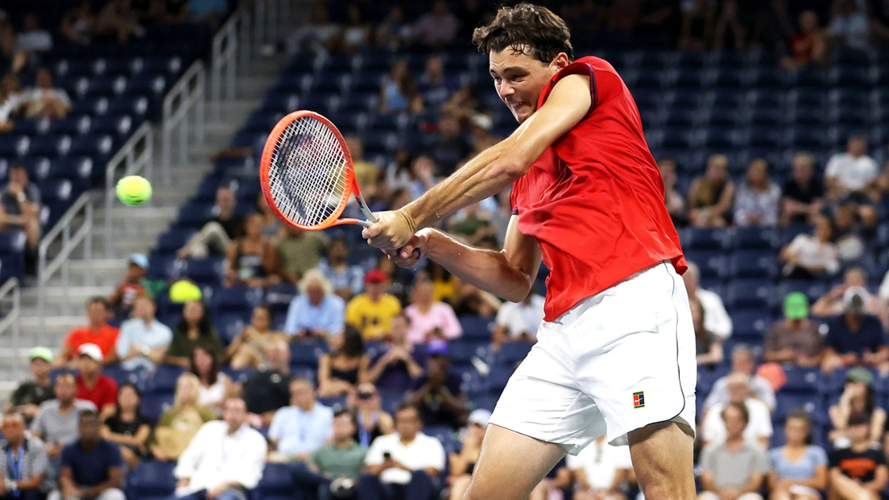 US Open 2021: Taylor Fritz vs. Jenson Brooksby Tennis Pick and Prediction