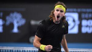 Vienna Open 2021: Stefanos Tsitsipas vs. Frances Tiafoe Tennis Pick and Prediction