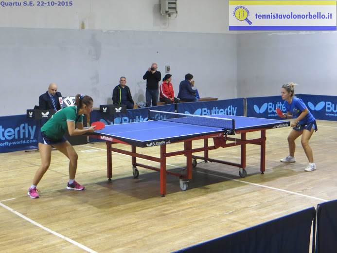 Il match Daniele - Mattana