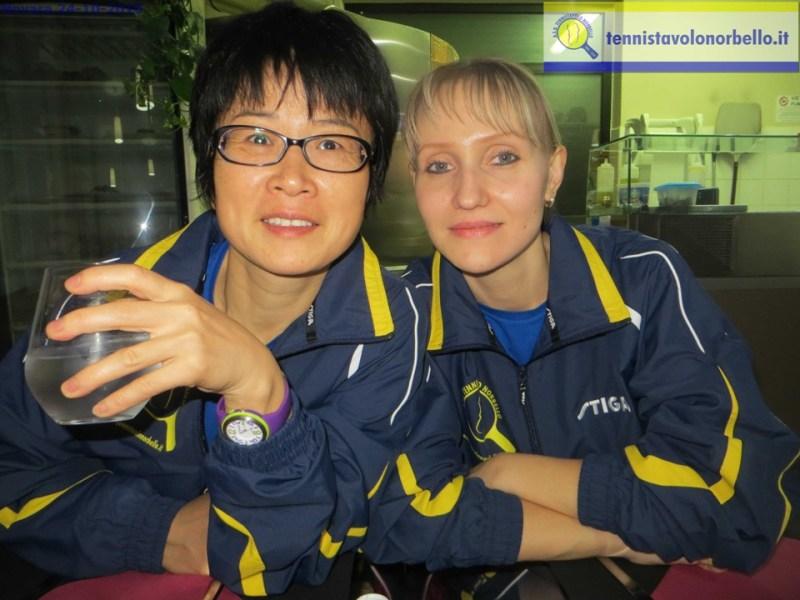 Jian e Irina