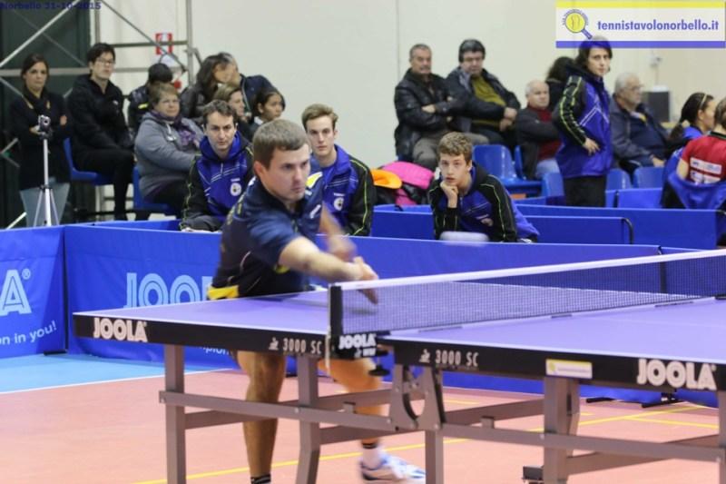 Artem Panchenko (Foto Gianluca Piu)