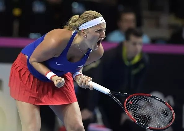 Kvitova fighting to save her career