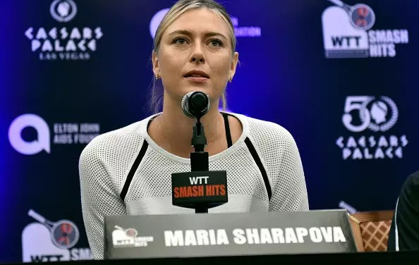 Sharapova picks Stuttgart for her comeback
