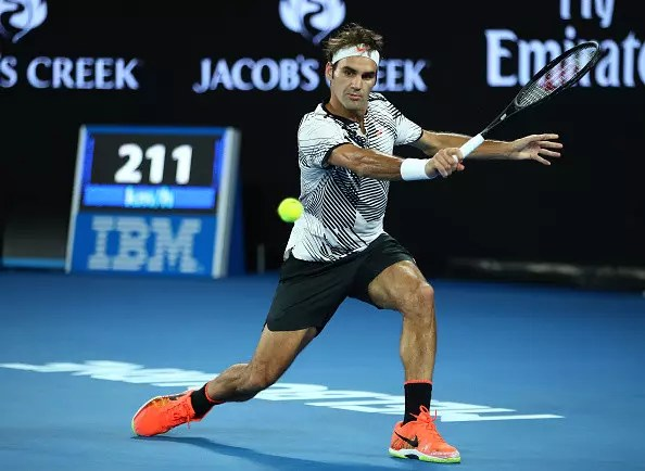 Federer wins the All-Swiss clash