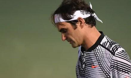 Federer underestimates opponent