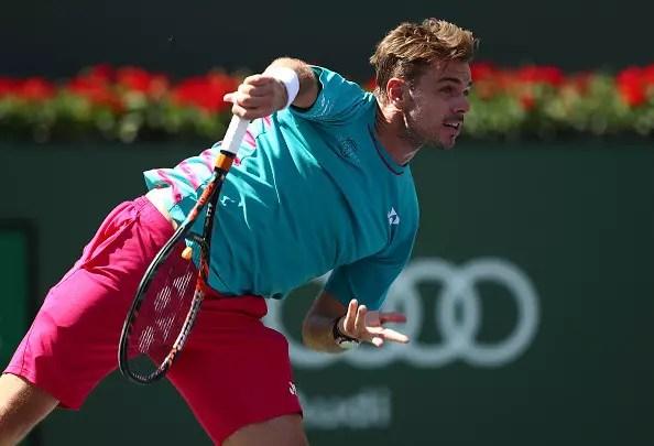 A Wawrinka Federer final