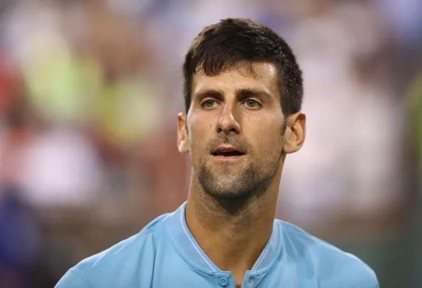 Djokovic injured