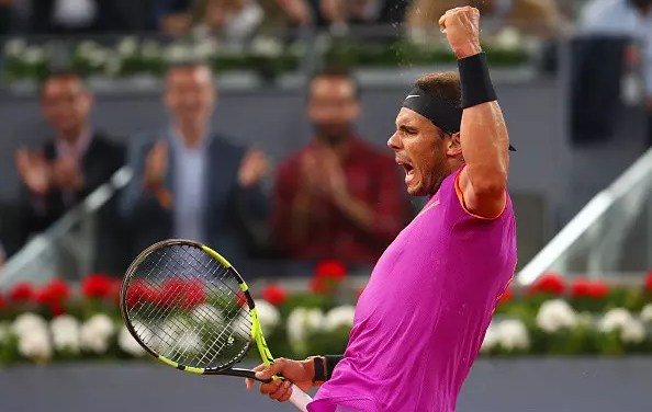 Nadal gets past tricky opponent