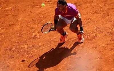 Nadal downs Djokovic