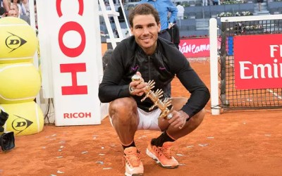 Nadal collects another