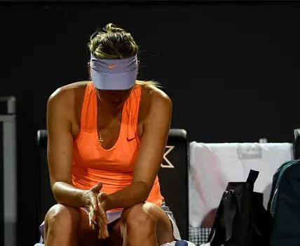 Sharapova Snubbed