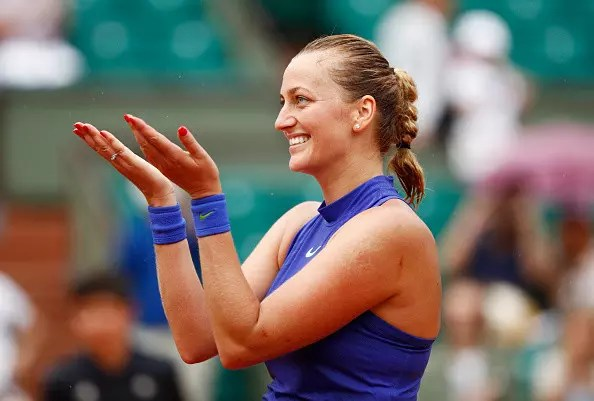 French Open | Kvitova's heartwarming return