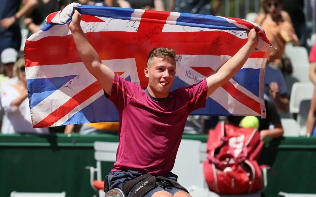French Open | Alfie Hewett makes history at RG