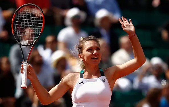 French Open | Luck favours the brave as Halep comes back