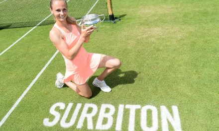 Surbiton Trophy | Rybarikova foils Watson at final hurdle