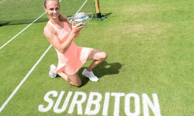 Surbiton Trophy | Rybarikova foils Watson at final hurdle