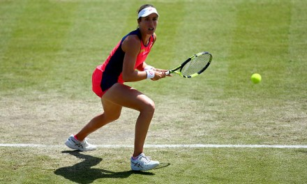 Nottingham Open | Konta going for the double