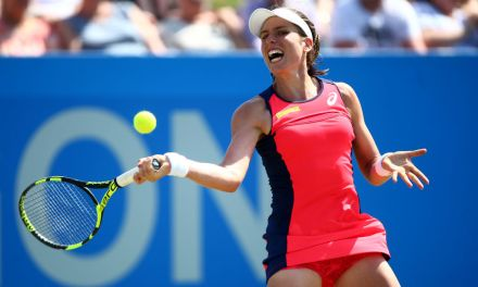 Nottingham Open | Konta Reaches her first WTA Grass-Court Final