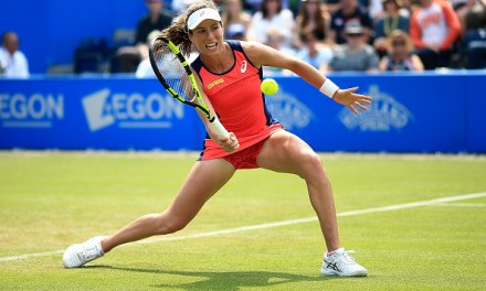 Aegon Classic Birmingham | Konta gets off to a good start