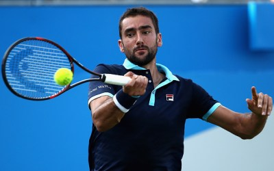 Aegon Championships Queen's    Cilic emerges as favourite