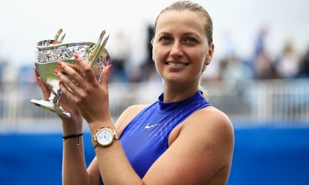 Birmingham Classic | Kvitova is a class act