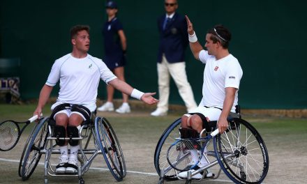 Wimbledon Day 11   A better day for the Brits in the wheelchair events