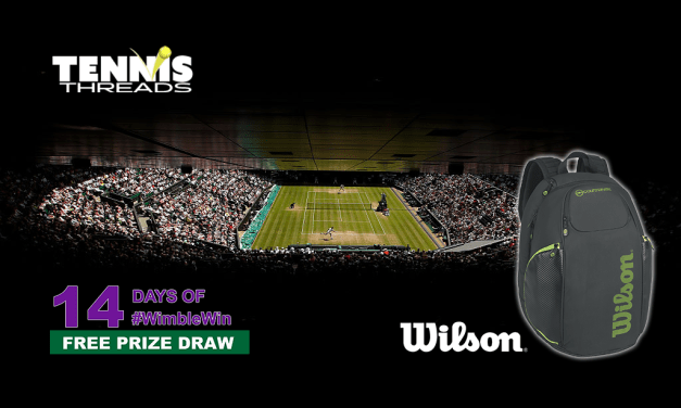 Win with #WimbleWin Day 13 | Wilson Vancouver Backpack