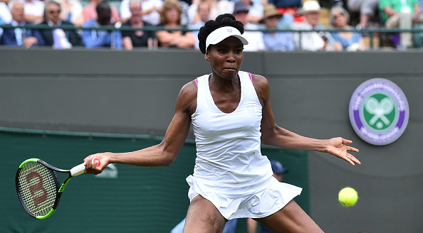 Wimbledon Day 1 | Venus overcomes stress to win opener