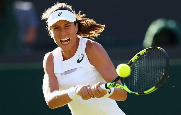 Wimbledon Day 1   Konta and Watson progress