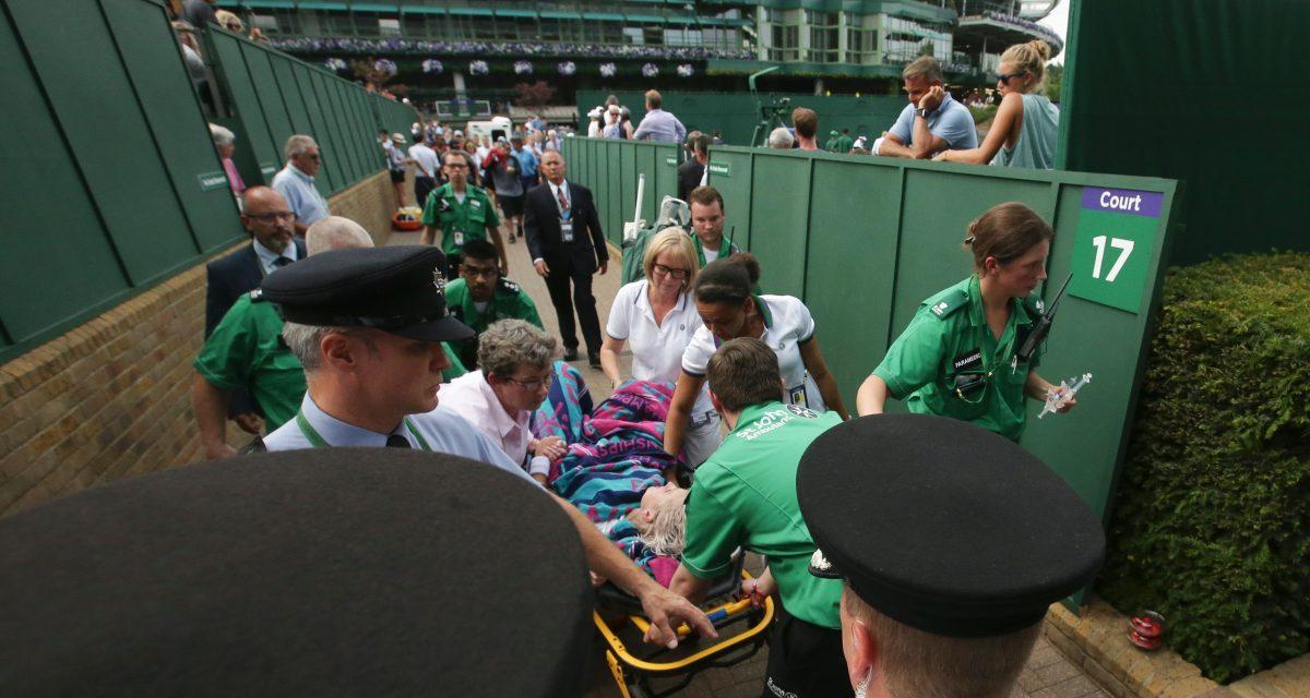 Wimbledon Day 7 | Mattek-Sands needing surgery