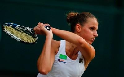 Wimbledon Day 9   Karolina Pliskova becomes World No 1