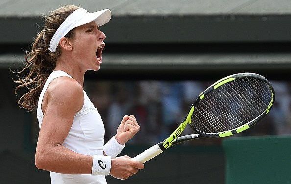Wimbledon Day 7 | Konta remains level-headed
