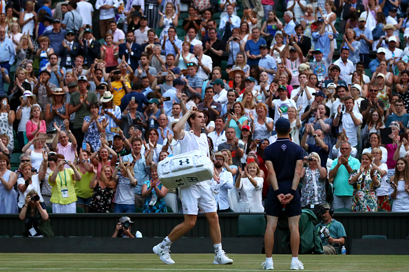 Wimbledon Day 5 | Murray refuses to give way