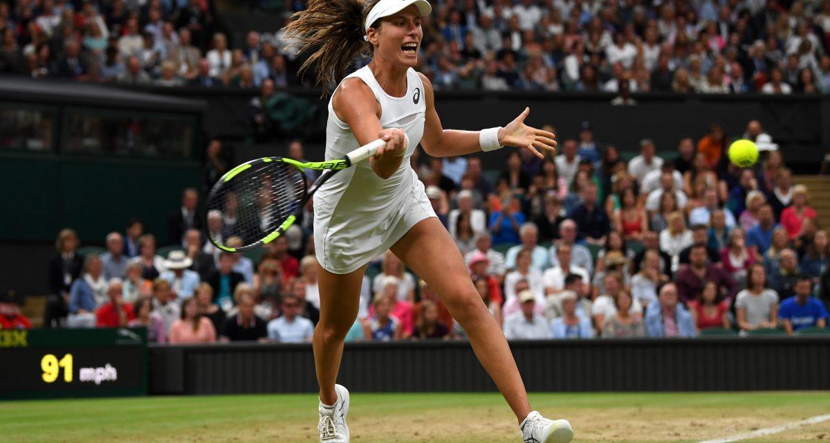 Wimbledon Day 10   Konta's Odyssey ends