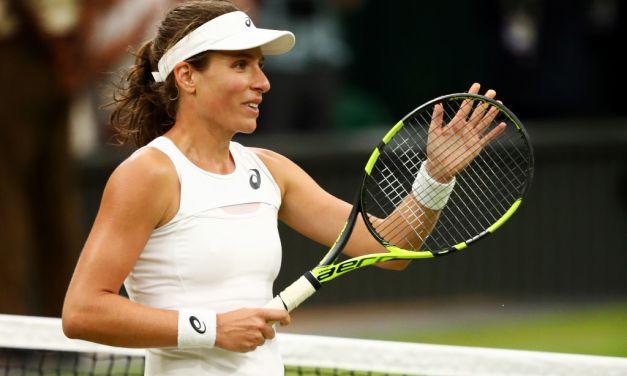 Wimbledon Day 8 | Konta makes history