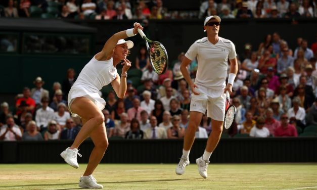 Wimbledon Day 10 | A mixed doubles final featuring Brits remains a possibility