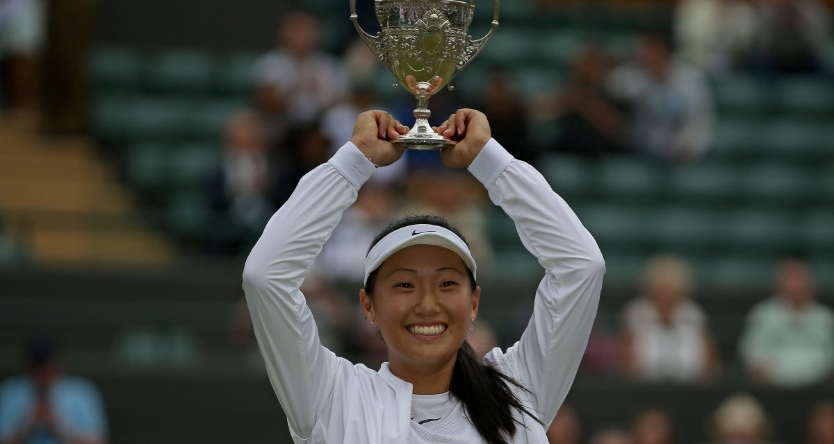 Wimbledon Day 12 | Claire Liu is the Girls' Champion