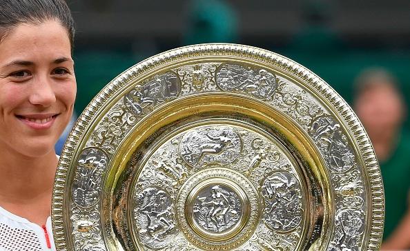 Wimbledon Day 12 | Muguruza claims the ladies' title