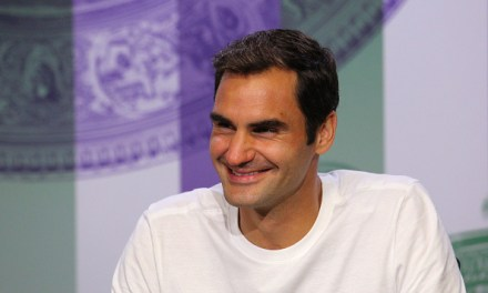 Wimbledon Day 13 | Federer enjoys the moment