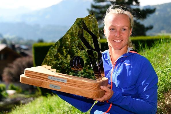 Bertens wins second title of season in Gstaad