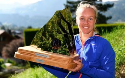 WTA   Bertens wins in Gstaad