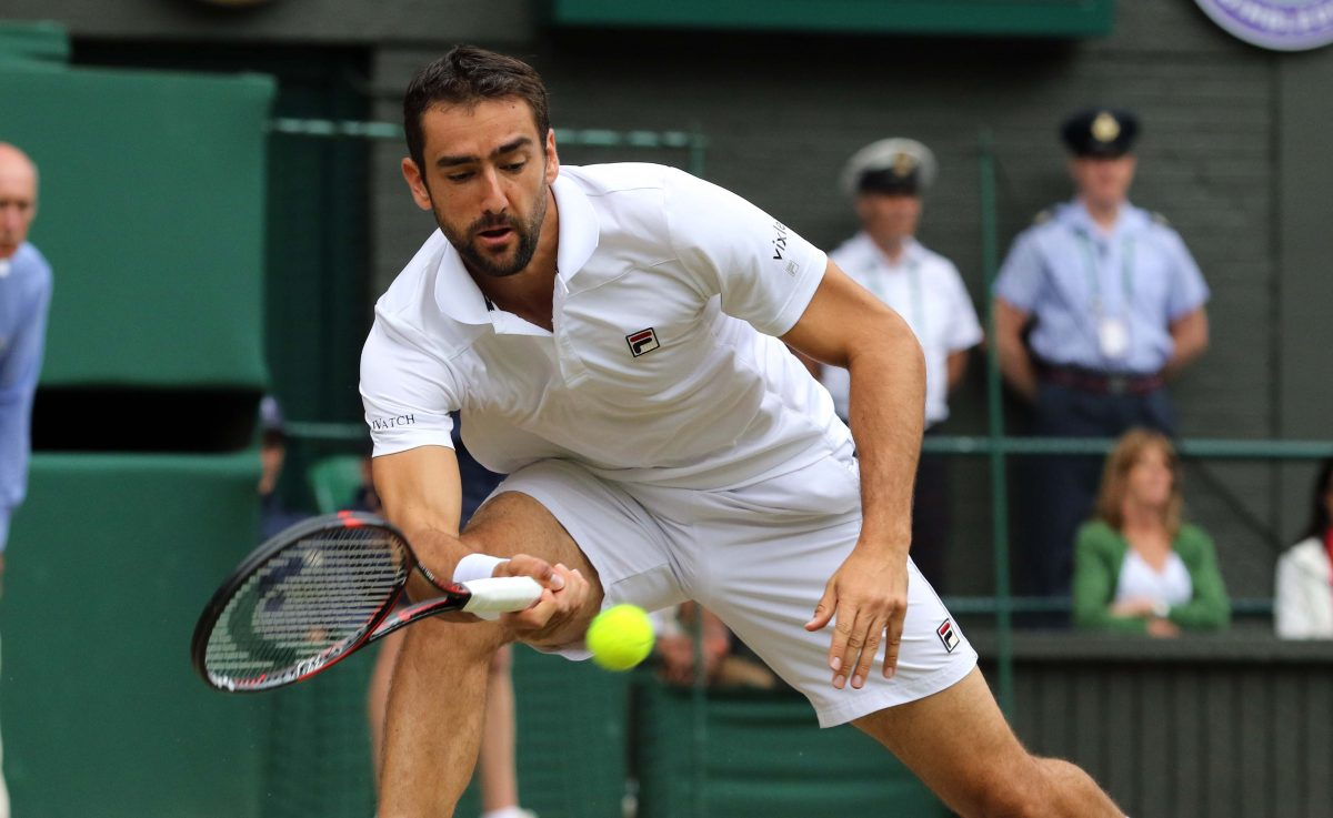 Marin Cilic beats Sam Querrey to reach first Wimbledon final