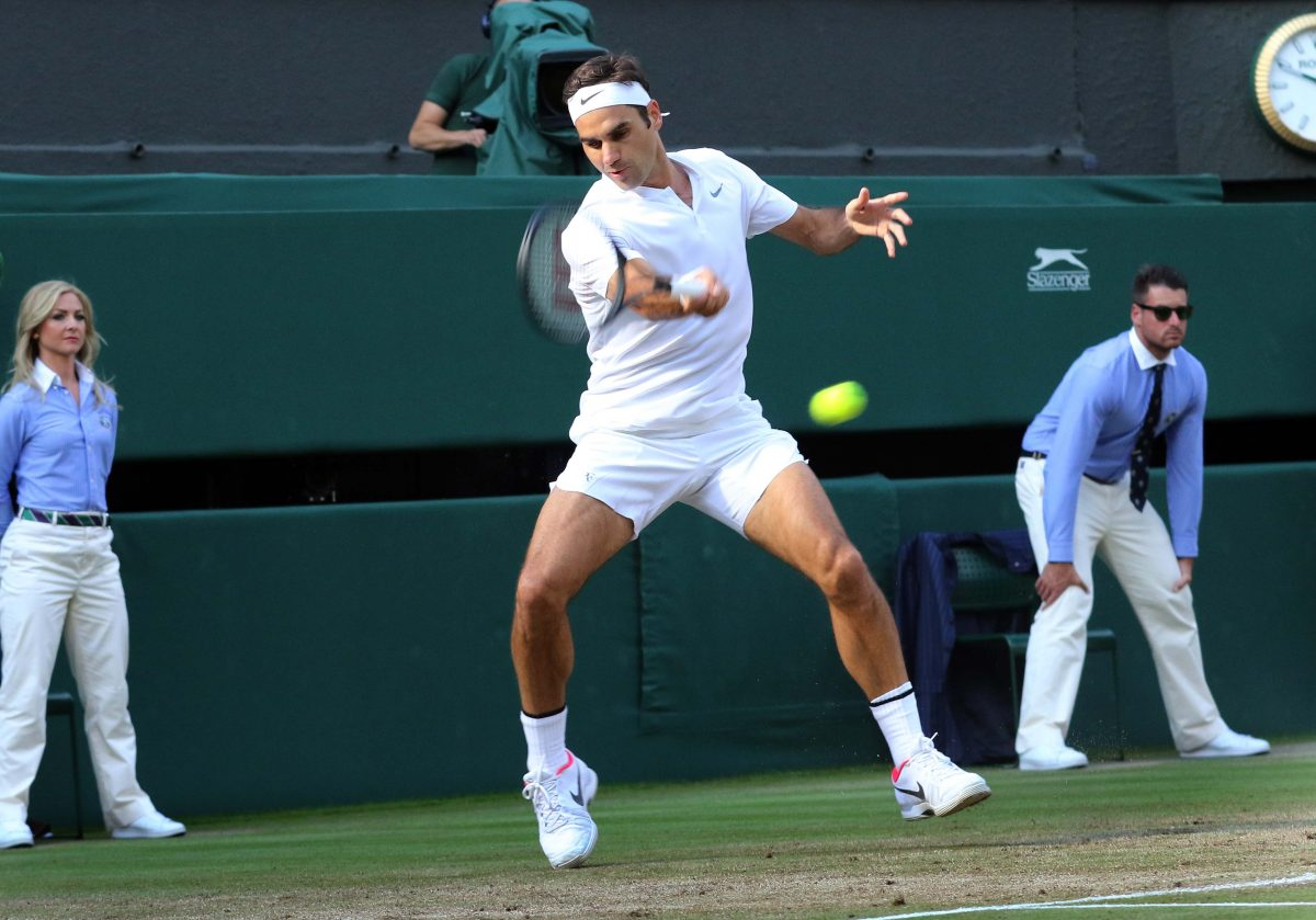 Wimbledon Day 11 | Federer poised for No.8