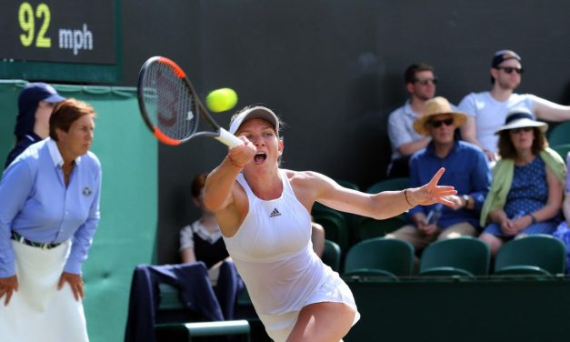 Wimbledon Day 5 | Halep stays on course