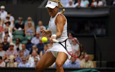 Wimbledon Day 2 | Kerber clears first test